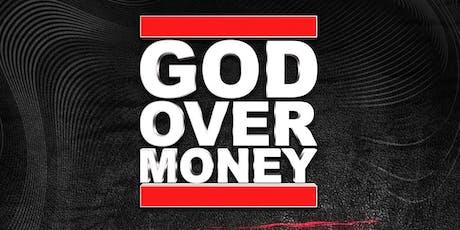 God Over Money Tour 2019 - DMV (Fredericksburg, VA) tickets