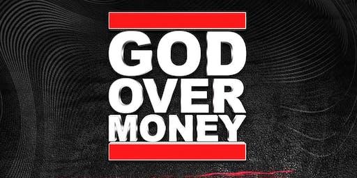 God Over Money Tour 2019 - DMV (Fredericksburg, VA)