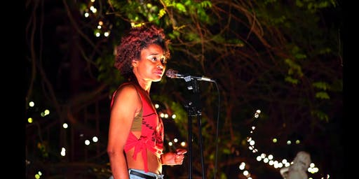 "The Living Room Culture feat. Poet ""Kyla Jenee Lacey"""
