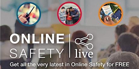 Online Safety Live - Glastonbury tickets