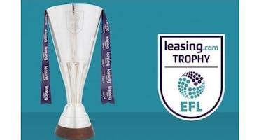 Lincoln City v Man Utd U21 Leasing.com Trophy - Pre Sale