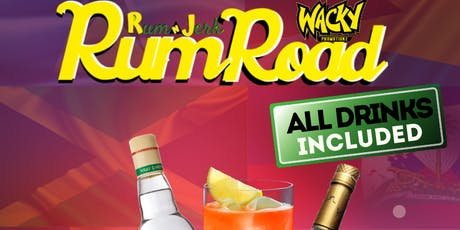 #RUMROAD OPENBAR DAYPARTY  tickets