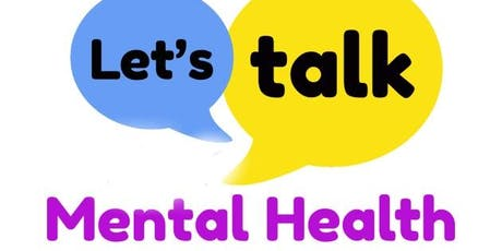 Let's Talk Mental Health @ The Hub tickets