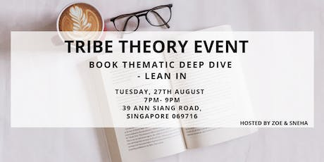 Book Thematic Deep Dive - Lean In tickets