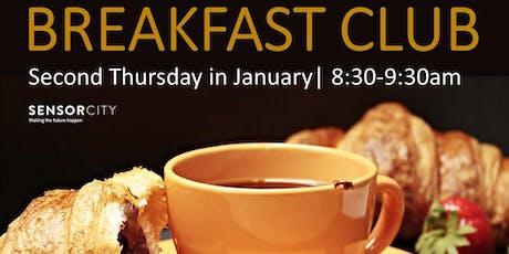 Breakfast Club - January 2020 tickets