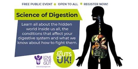 Huddersfield Science of Digestion tickets