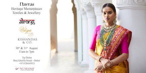 Gaurang, Kishandas & Co. & Vaya Exclusive Trunk Show in Dubai