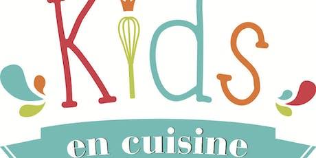 Little Chefs - Planet Organic Westbourne Grove  X Kids En Cuisine  tickets