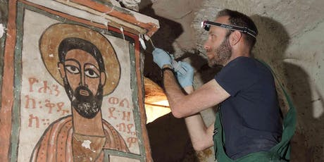 Wall Painting Conservation - An Illustrated Presentation tickets