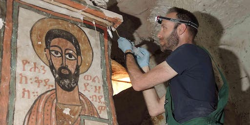 Wall Painting Conservation - An Illustrated Presentation