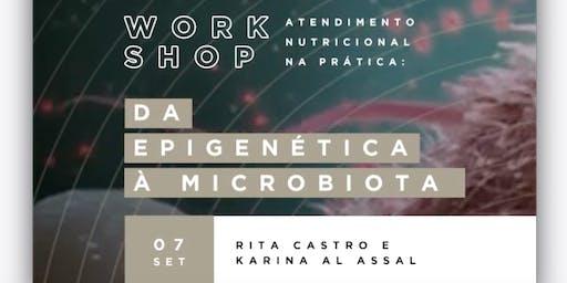 Atendimento nutricional na prática: da epigenética a microbiota