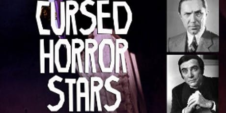 Cursed Horror Stories at Ashington Library tickets