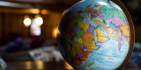 Making Global Job Applications tickets