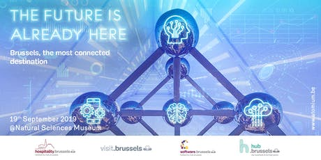 """Brussels: a connected destination"" tickets"