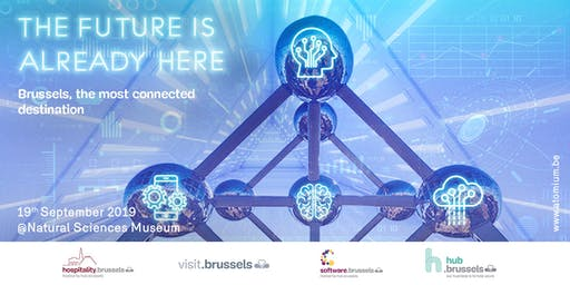 """Brussels: a connected destination"""