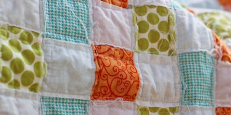 Community Learning - Patchwork Quilting by Hand - Sutton in Ashfield Library tickets