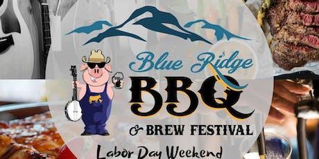 Blue Ridge BBQ & Brew Festival tickets
