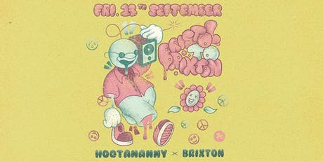Bristol To Brixton - End of Summer Link Up tickets