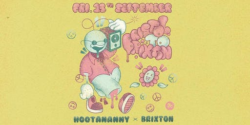 Bristol To Brixton - End of Summer Link Up