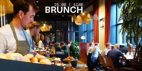 YUST Sunday Brunch tickets
