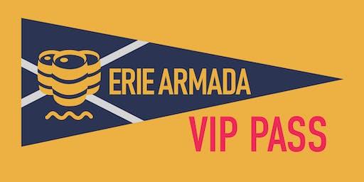 Erie Armada 9/20/19 VIP PREVIEW