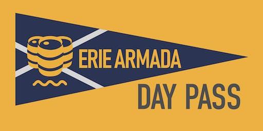 Erie Armada 9/21/19 DAY PASS