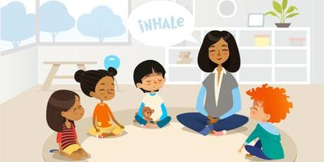3 Week Programme - Mindfulness for Children (4-7 & 8-11 years old) tickets