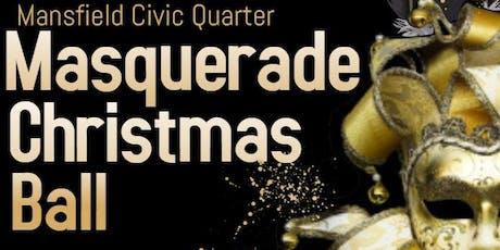 Masquerade Christmas Ball tickets