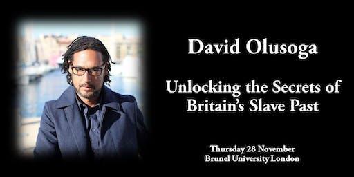 David Olusoga: Unlocking the Secrets of Britain's Slave Past