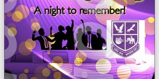 Purple Pride- MOGA 92/94 UK Fundraising Party- 60th Anniversary!