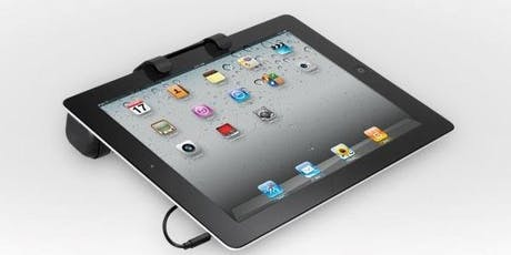Community Learning - ipads/Tablets for Beginners - Bingham Library tickets