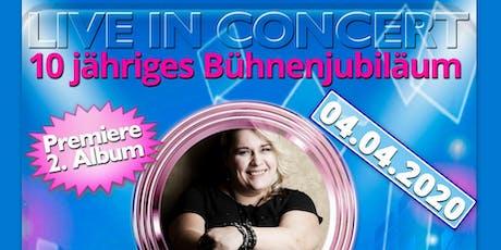 10 Jahre Janine MarX - Das Bühnenjubiläum Tickets