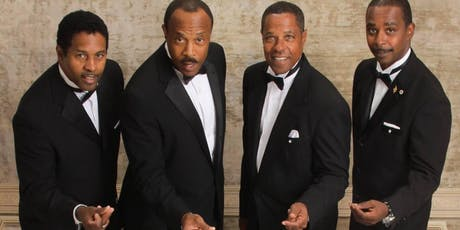 THE PALOVATIONS IN CONCERT A MOTOWN TEMPTATIONS REVUE				 tickets