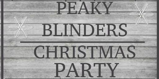Peaky Blinders Christmas Party