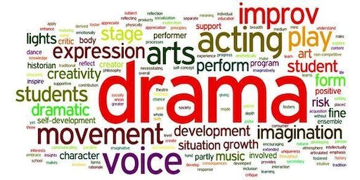 Community Learning - Drama - An Introduction - West Bridgford Library