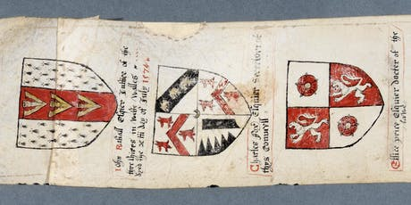 The Ludlow Castle Heraldic Roll: A Window into Tudor Times tickets