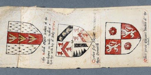 The Ludlow Castle Heraldic Roll: A Window into Tudor Times