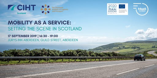 MaaS-Setting the Scene in Scotland