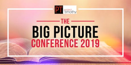 Morning Lectures with Mark Thompson: Project Timothy | The Big Picture Conference  tickets