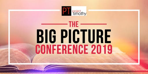 Morning Lectures with Mark Thompson: Project Timothy | The Big Picture Conference
