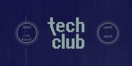 TechClub S01-E03: Cyber security tickets