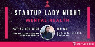 Startup Lady Night