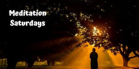Meditation Saturdays tickets