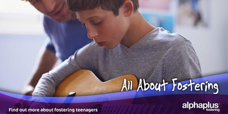 All About Fostering in Blackburn - Information Event tickets