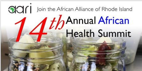 14th Annual African Health Summit tickets