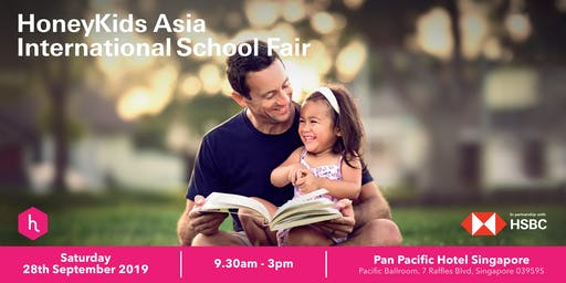 HoneyKids Asia International School Fair with HSBC