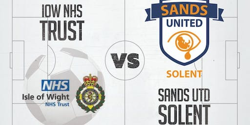 Isle Of Wight NHS Trust vs Sands Utd Solent