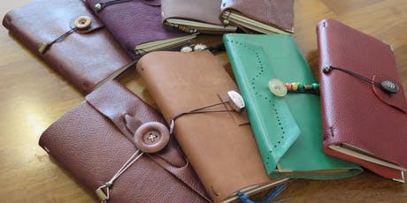 Leather Journal Workshop  tickets