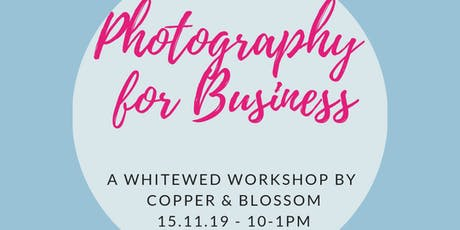 Photography for Business Workshop tickets