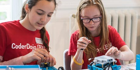 CoderDojo Schoten - 15/09/2019 tickets